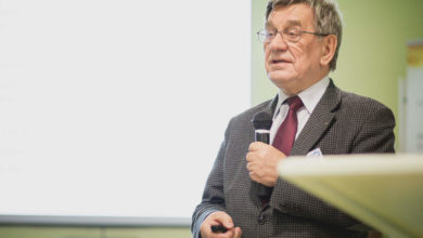 Photo of Prof. Będziński ponownie w Polskiej Akademii Nauk