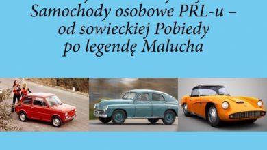 Photo of Samochodowy czar PRL
