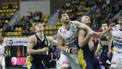 Stelmet BC - Asseco Gdynia 2. mecz play-off