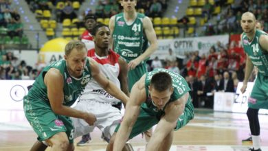 Photo of Stelmet BC Zielona Góra w finale Tauron Basket Ligi