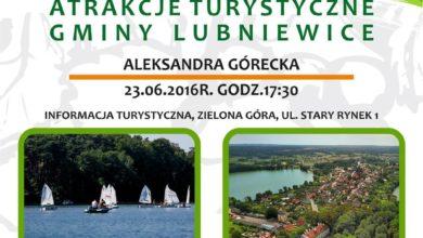 Photo of Gmina Lubniewice opcją na wakacyjny wypad