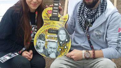 Photo of Nowe oblicze gitary Szymona Chwalisza [Woodstock 2016]