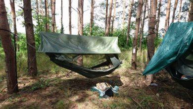 """Photo of Biwaki w lubuskich lasach – czy mamy prawo rozbijać namioty """"na dziko""""? [Wywiad]"""