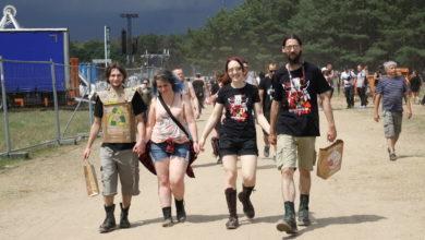 Photo of Woodstockowa dawka śmiechu za nami! Stand up Time rozbujał publiczność