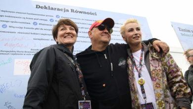 Photo of Deklaracja Równości podpisana. Jurek Owsiak, Elżbieta Polak i Joanna Brodzik nie kryją zadowolenia [Wywiad, zdjęcia]