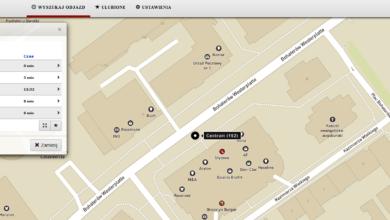 Photo of Autobus złapany w internecie, czyli interaktywna mapa MZK