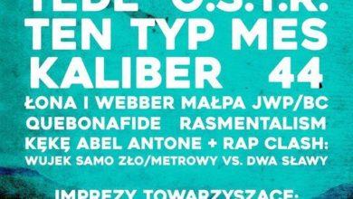 Photo of Rap, hip-hop i fani skate parków w jednym miejscu. Rap Stacja Festiwal już za chwilę