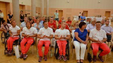 Photo of Towarzyszyć im będzie flaga województwa lubuskiego. Paraolimpijczycy gotowi do startu!