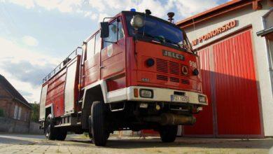 Photo of Bezpieczny strażak to dobry strażak. Do okolicznych OSP trafi niemal 200 tysięcy złotych