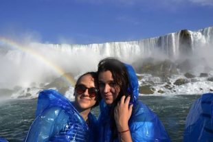 Photo of Wodospad Niagara, noc w Bostonie, czyli Tysia w podróży! [ Martyna w USA]