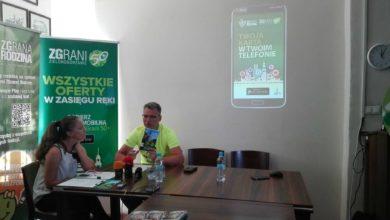 Photo of ZGrani także mobilnie. Aplikacje na telefon dla ZGranych Rodzin i ZGranych Zielonogórzan 50+