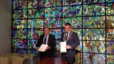 Photo of Zielona Góra zacieśnia partnerskie więzi. Nowe umowy z Niemcami i Włochami