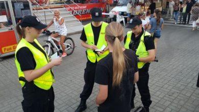 Photo of Mandaty na 50 tys. zł. Policja podsumowuje Winobranie