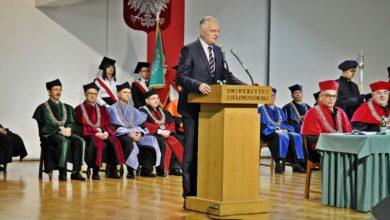Photo of Jarosław Gowin rozpoczął rok akademicki wraz z zielonogórskimi studentami