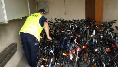 Photo of Skradli Ci rower? Policja odnalazła ich 32 i to u jednej osoby
