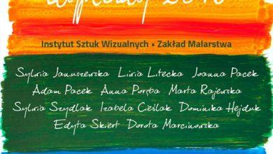Photo of Dyplomy jak malowane. Wystawa prac absolwentów Wydziału Artystycznego UZ