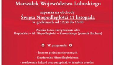 Photo of Marszałek uczci niepodległość