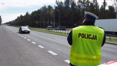 Photo of Dobra pogoda nie zwalnia z ostrożności. Policja apeluje: uważajmy na drogach!