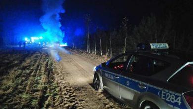 Photo of Groził, że się podpali – policjanci zdążyli na czas