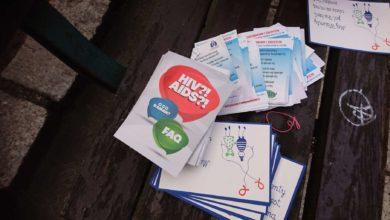 Photo of Zielonogórski deptak w walce z HIV i AIDS