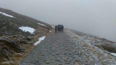 Photo of Studenci zaliczali wychowanie fizyczne w górach