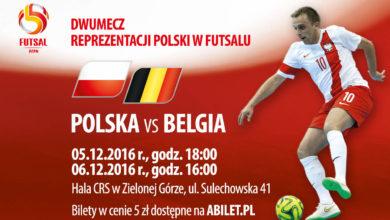 Photo of Polska kadra już dziś w Zielonej Górze podejmie reprezentację Belgii!