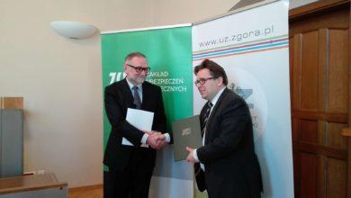 Photo of Uniwersytet Zielonogórski i ZUS partnerami w pracy i edukacji