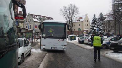 Photo of Policjanci rozpoczęli sprawdzanie autokarów!