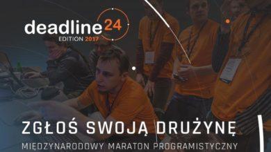 Photo of Deadline24 dla programistów i światowa rywalizacja
