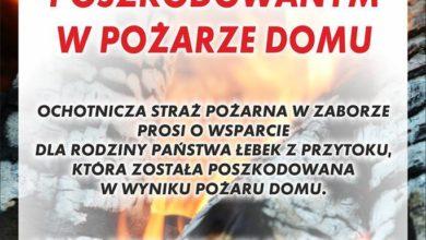 Photo of Strażacy pomagają rodzinie z Przytoku