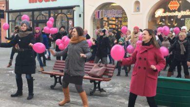 Photo of One Billion Rising, czyli taniec, solidarność i sprzeciw!