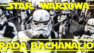 Photo of Come to the dark side, a przynajmniej na Bachanalia! Parada w klimacie Star Wars