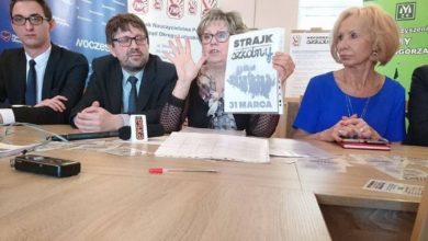 Photo of Nauczyciele będą strajkować, co z dziećmi?