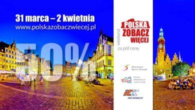 """Photo of Turysto, po co czekać do wakacji? Rusza """"Weekend za pół ceny"""" w Lubuskiem!"""