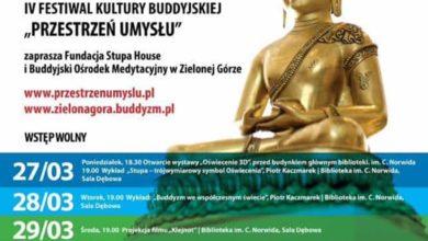 Photo of Buddyzm po zielonogórsku. Trwa Festiwal Kultury Buddyjskiej