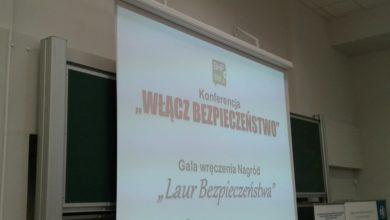 Photo of Uczą i nagradzają za przestrzeganie BHP. Konferencja i rozdanie Laurów Bezpieczeństwa na UZecie