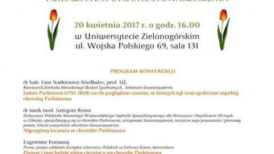 Photo of O chorobie Parkinsona na Uniwersytecie Zielonogórskim