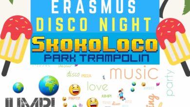 Photo of Erasmus, Disco Night i Park Trampolin – tak się będą bawić studenci!