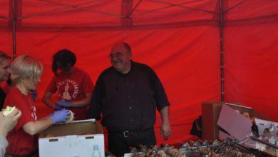 Photo of Prof. Melikidze nakarmił wszystkich!