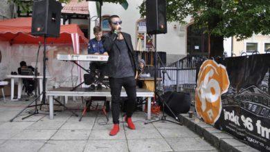 Photo of Muzycznie wszechstronny. Dorian Zarzycki pierwszy raz na deptaku