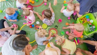Photo of Pustki w przedszkolach. Większość dzieci pozostała w domach