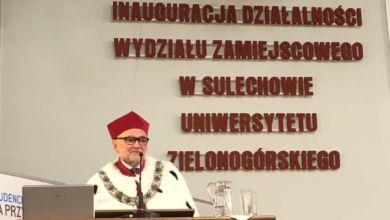 Photo of Prof. Kuczyński: otrzymujemy piękny ośrodek ze świetną bazą dydaktyczną