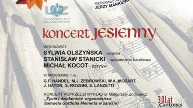 Photo of Pozytywna jesień z Mozartem, Rossinim i Uniwersytetem Zielonogórskim