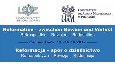 Photo of Nie tylko Luter. Bilans reformacji oczami badaczy z UZ i UAM