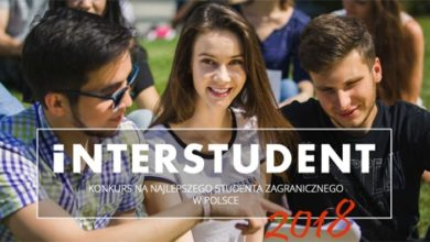 Photo of Poszukiwany młody, zdolny, z zagranicy – Interstudent 2018