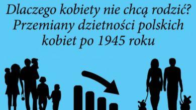 Photo of Ludnościowe wyże i niże. Historyczny rzut oka na demografię