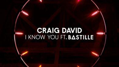 "Photo of CRAIG DAVID feat. Bastille – ""I Know You"""