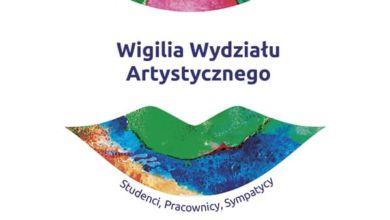 Photo of Oto najlepsze plakaty Wigilii Wydziału Artystycznego!