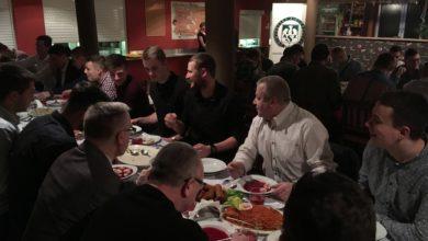 Photo of Najpierw rywalizacja, potem kolacja. Wigilia w AZS UZ