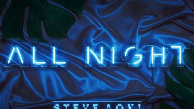 Photo of Steve Aoki x Lauren Jauregui – All Night